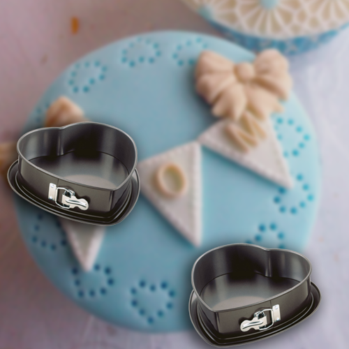 Novalities Cake Moulds